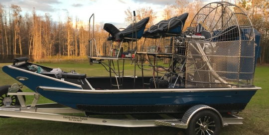 Airboat Wrap
