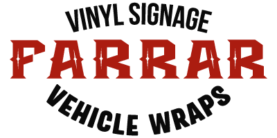 Farrar Vinyl Signage Vehicle Wraps | Tampa Wrap