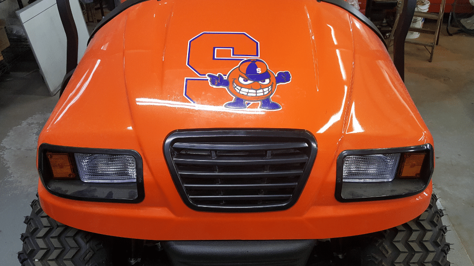 Syracuse Golf Cart